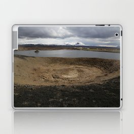 Iceland - Myvatn Laptop & iPad Skin