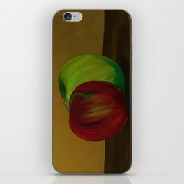 Them's Apples iPhone Skin