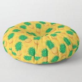 Cannabis Collection: Green & Gold Floor Pillow