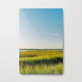 Charleston Sunset V Metal Print