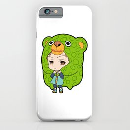 Grizzly's Sin Of Sloth - King iPhone Case