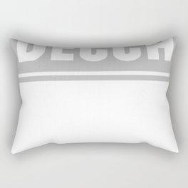 Decca Record Label Rectangular Pillow