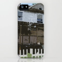 adams family house iPhone Case