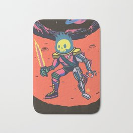 Space Pirate Bath Mat
