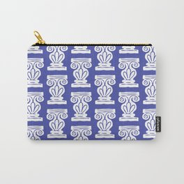 Pillar Pattern Carry-All Pouch