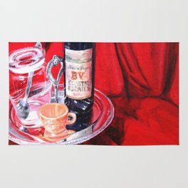 Red Wine Rug