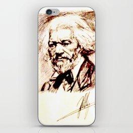 Frederick Douglass iPhone Skin
