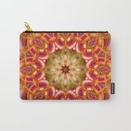 One Wish Mandala Carry-All Pouch