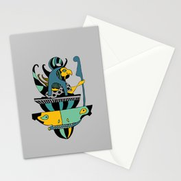 Horus On The Nile Stationery Cards