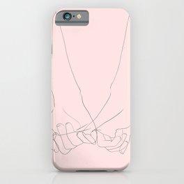 promesse iPhone Case
