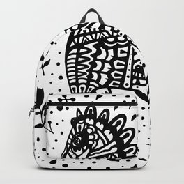 Little Black Pony Backpack