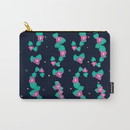 Bougainvillea Door Carry-All Pouch