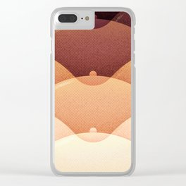 Let Those Nipples Run Free Clear iPhone Case