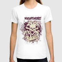 nightmare T-shirts featuring Nightmare by Tshirt-Factory