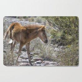 Salt River Wild Foal Cutting Board