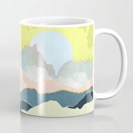 Pastel Afternoon Coffee Mug