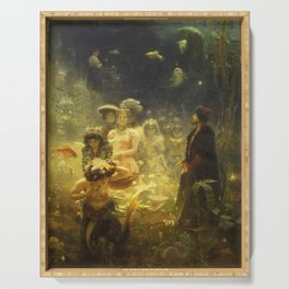 Ilya Repin - Sadko Serving Tray