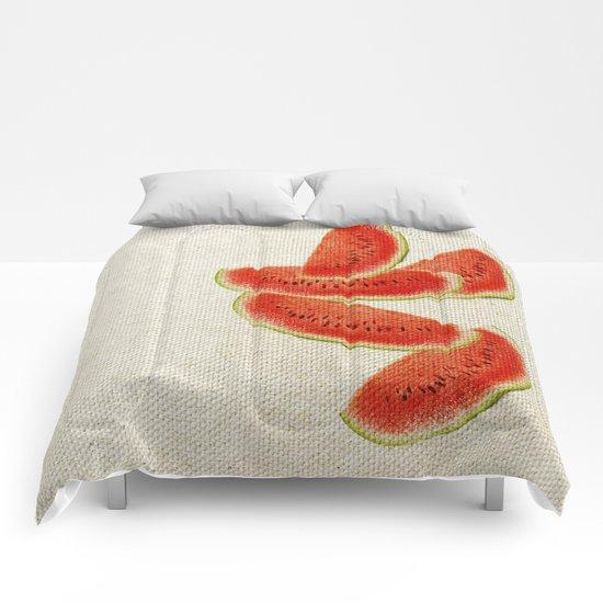 """Coletivo """"Melancias"""" Comforters"""