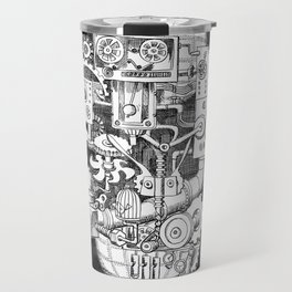 Hungry Gears Travel Mug