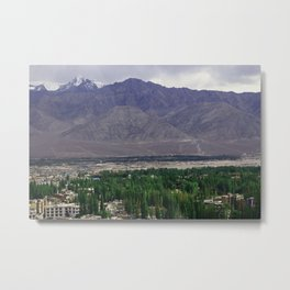 Nature Only Metal Print