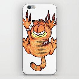 """"""" Zombie Garfeild"""" iPhone Skin"""