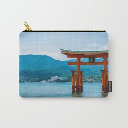 Miyajima Floating Gate Carry-All Pouch
