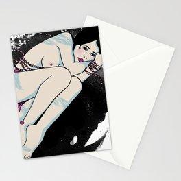 Pink Panty Stationery Cards