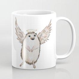 Angel hedgehog Coffee Mug