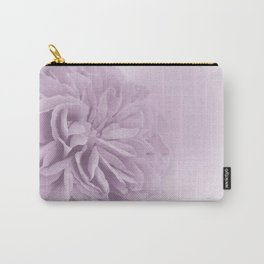 Light Lilac Rose #6 #floral #art #society6 Carry-All Pouch