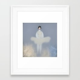 Dona d'aigua VI Framed Art Print