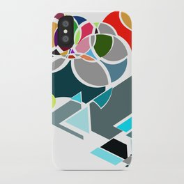 Geometricity iPhone Case