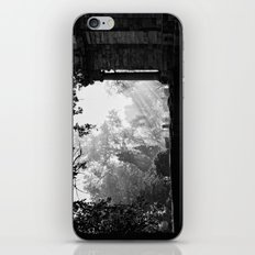 Morning at greenlawn iPhone & iPod Skin