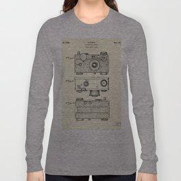 Photographic Camera-1938 Long Sleeve T-shirt