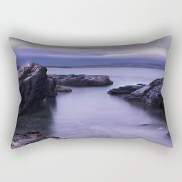 Godrevy, Cornwall, England, United Kingdom Rectangular Pillow
