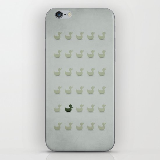 The Ugly Duckling iPhone & iPod Skin
