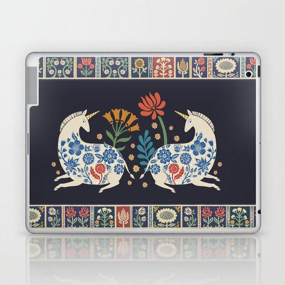 Unicorns Laptop & iPad Skin