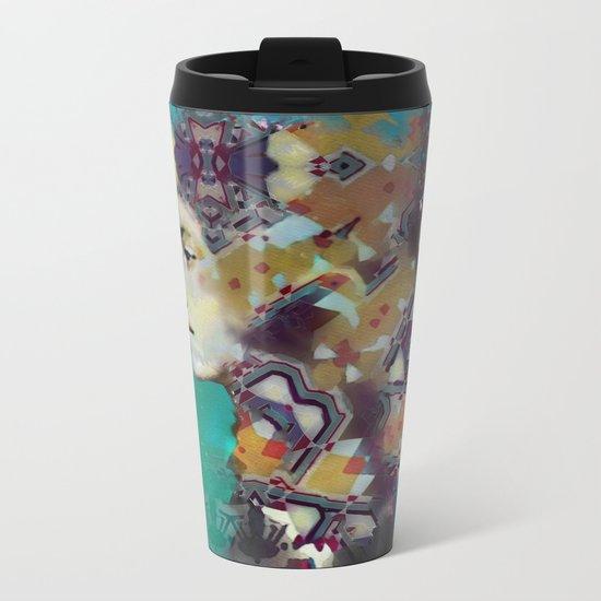 Kelp Queen Metal Travel Mug