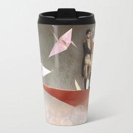 Paper War Travel Mug