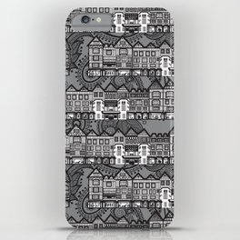Liberty store. London iPhone Case