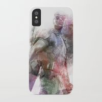 falcon iPhone & iPod Cases featuring Falcon by NKlein Design