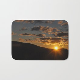 Sunrise at Great Smoky Mountains National Park Bath Mat
