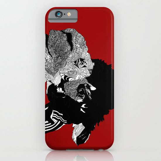 Alpaca iPhone & iPod Case
