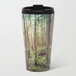 Outdoor Adventure Travel Mug