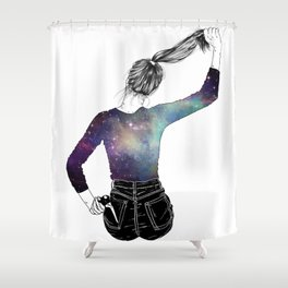 Corte pelo Shower Curtain