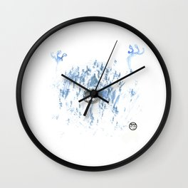 Pal-Forest Wall Clock
