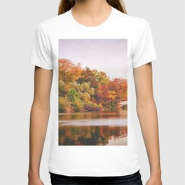 Autumn Colors Are the Best Colors - New York City T-shirt