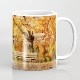 Autumn Solitude Coffee Mug