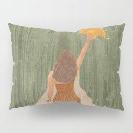 A Way Through the Cactus Field Pillow Sham