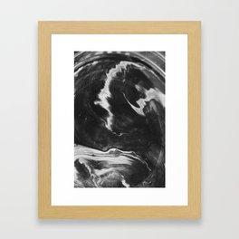 Form Ink No. 27 Framed Art Print