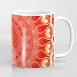 Mandala strong heart Coffee Mug